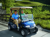 Ezgo golf buggies for sale, Cushman carts UK