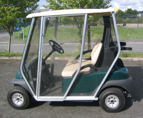 Zip For Club Car Golf Cart Cover on covers for generators, covers for kawasaki mule, covers for atv,